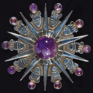 Brooch by William Spratling