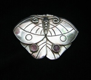 Butterfly Brooch by William Spratling